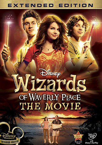 Wizards of Waverly Place: The Movie (Extended - Selena Movie Last Gomez