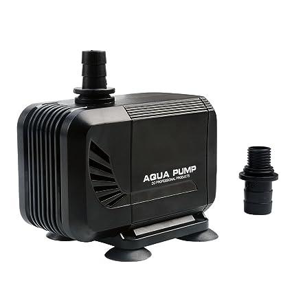 Amazon Com Nicrew 400 Gph Submersible Pump 15w Fountain Water