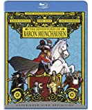 The Adventures of Baron Munchausen [Blu-ray]