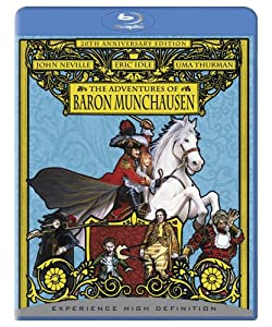 Cover Image for 'Adventures of Baron Munchausen, The'