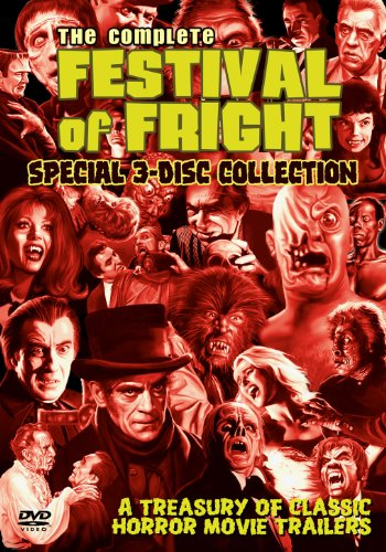 Festival of Fright: Special 3-Disc Collection