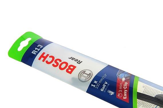 Bosch 646913 - Escobilla para limpiaparabrisas trasero: Amazon.es: Coche y moto