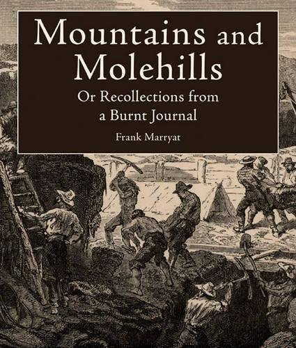 Mountains and Molehills: Or Recollections from a Burnt Journal (Postcard Native Huts)