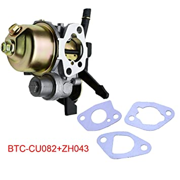Hitommy Replacement Carburetor Carb for Honda GX110 GX120 110 120 4HP Engine Motor