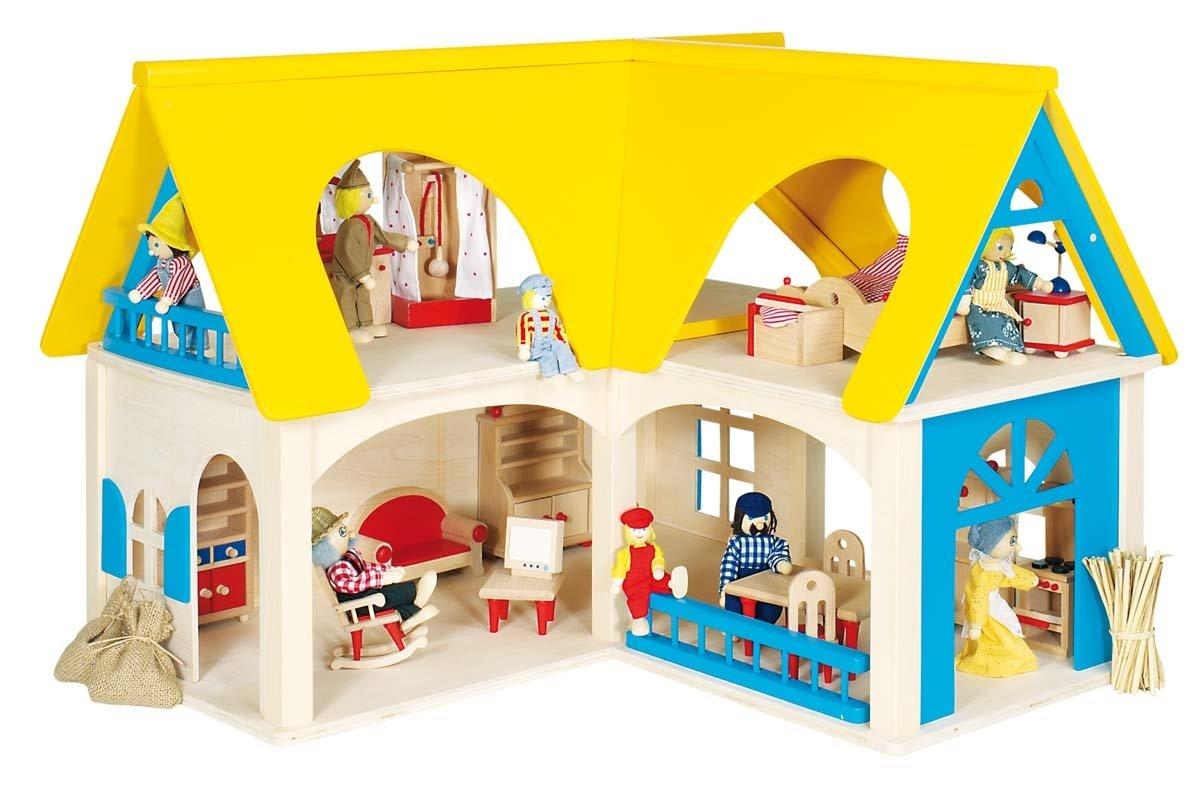 Goki Puppenhaus - Goki Landhaus