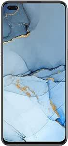 Oppo Reno3 Pro Smartphone, Dual SIM, 256GB, 8GB, Midnight Black + Oppo TH17 Wireless Headphones (Free Gift)