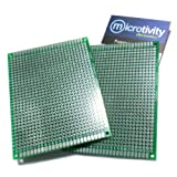 microtivity IM407 Double-sided Prototyping Board (7x9cm, Pack of 2)