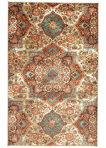 Mohawk Cashmire Kaleidoscope 7 ft. 6 in. x 10 ft. Area Rug