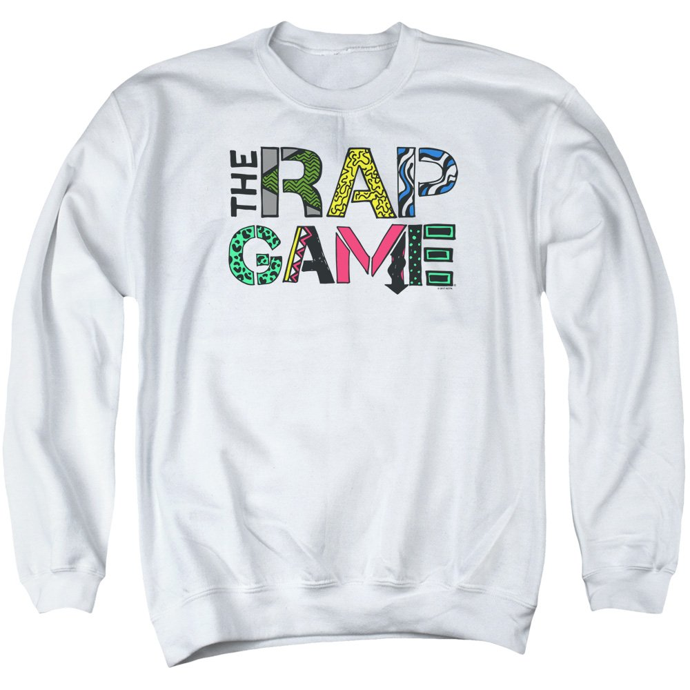 The Rap Game - - Herren Logo Sweater