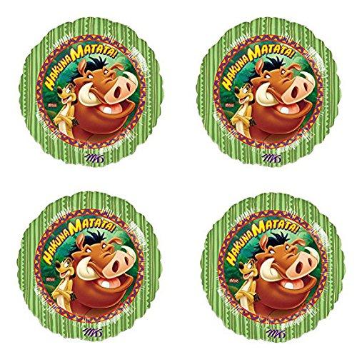 4 Disney Lion King