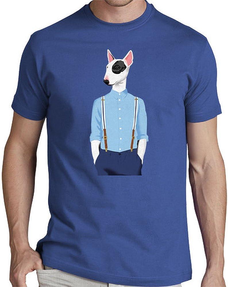 latostadora Camiseta Terrier de Red Bull Skinhead - Camiseta Hombre clásica, Azul Royal Talla XXL: pete: Amazon.es: Ropa y accesorios