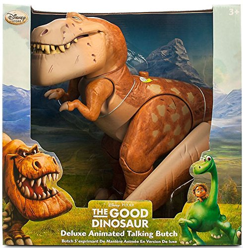 Disney Butch Deluxe Animated Talking Figure - The Good Dinosaur by Disney