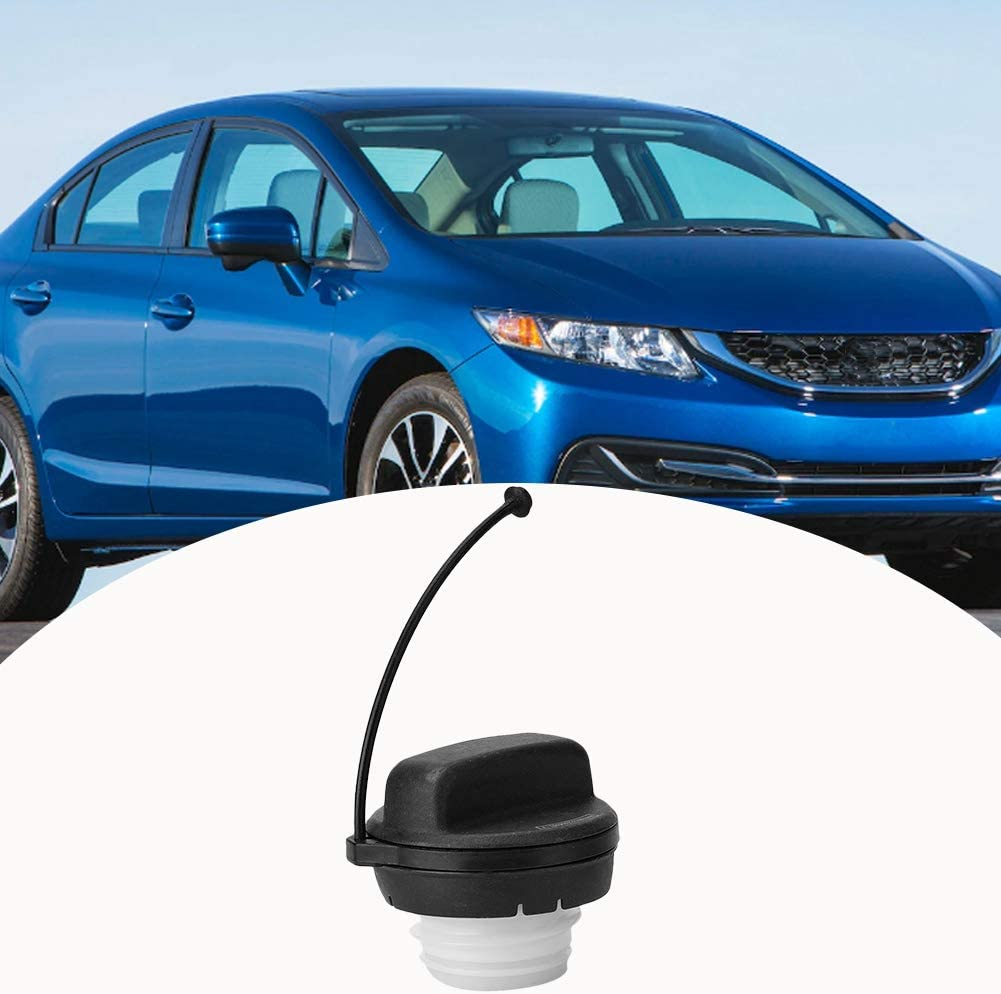 EBTOOLS Filler Cap Fuel Tank Cap Aftermarket Replacement Fit for Civic CR-V Accord Crosstour Insight 17670-T3W-A01
