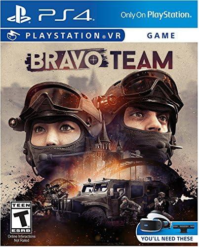 Bravo Team – PlayStation VR [video game]