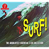 Surf: Absolutely Essential 3cd Collection