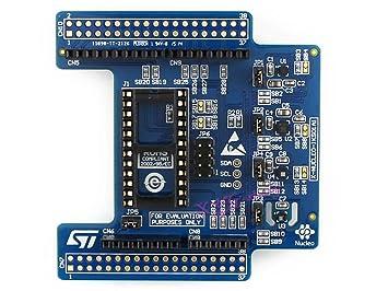 x-nucleo-iks01 a1 movimiento MEMS y medio ambiente Sensor expansión Junta para STM32