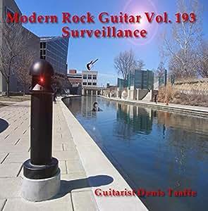 Modern Rock Guitar Vol. 193 'Surveillance'
