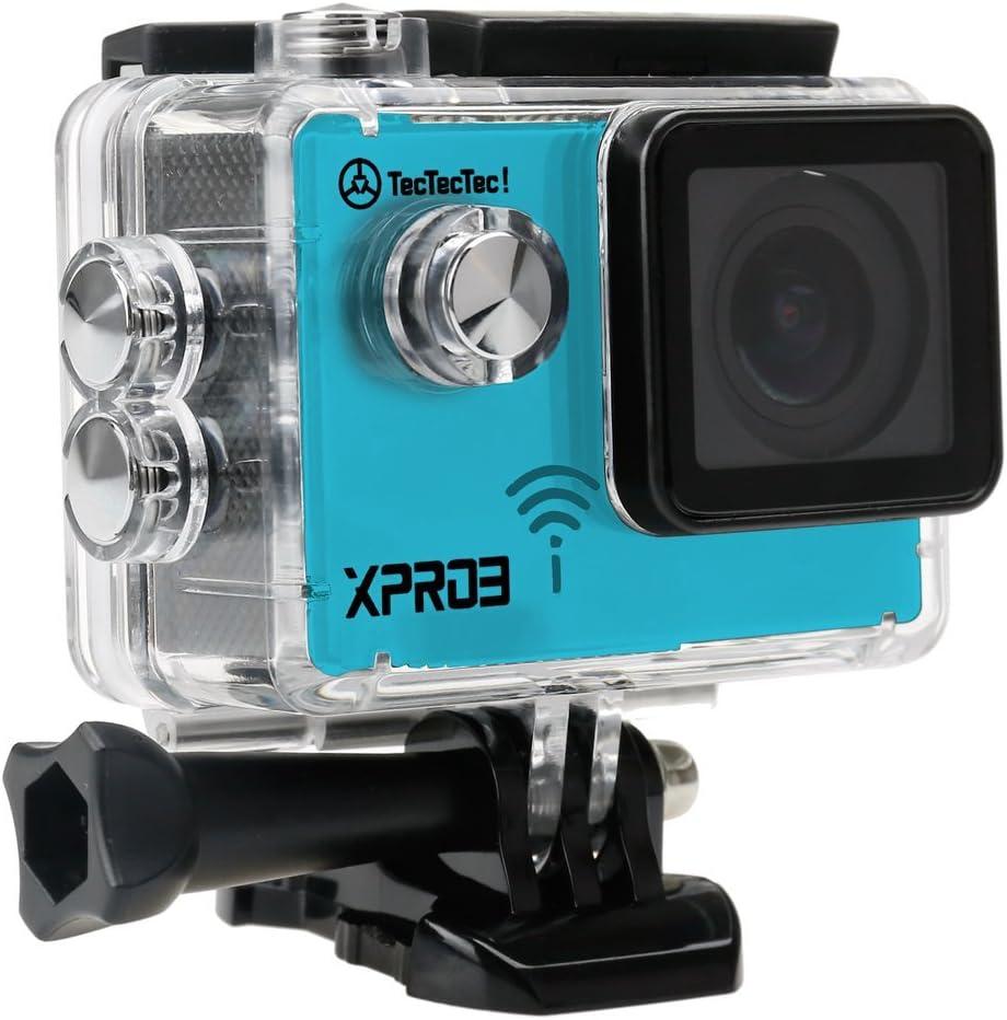 Tectectec Actionkamera Xpro3 Ultra Hd Sport Action Kamera