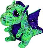 Ty - TY37052 - Beanie Boo's - Peluche Cinder Dragon 23 cm