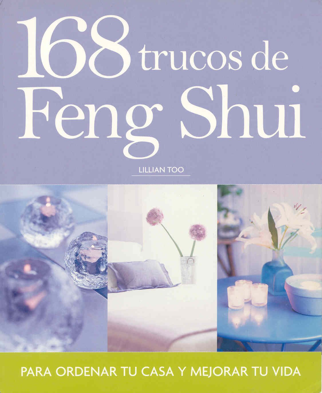 168 Trucos De Feng Shui Para Ordenar Tu Casa Y Mejorar Tu Vida/ Lillian Too's 168 Feng Shui Ways to Declutter Your Home (Spanish Edition)