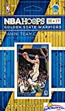 Golden State Warriors 2016/2017 Panini Hoops NBA Basketball Brand New Factory Sealed Complete Licensed Team Set Featuring Stephen Curry, Kevin Durant, Draymond Green & More! Shipped in Bubble Mailer!