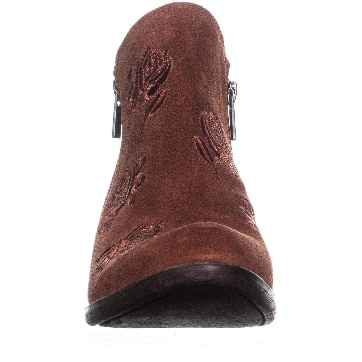 3584a113de00 Lucky Brand Womens Basel 5 Closed Toe Ankle Fashion Boots  Amazon.co.uk   Shoes   Bags
