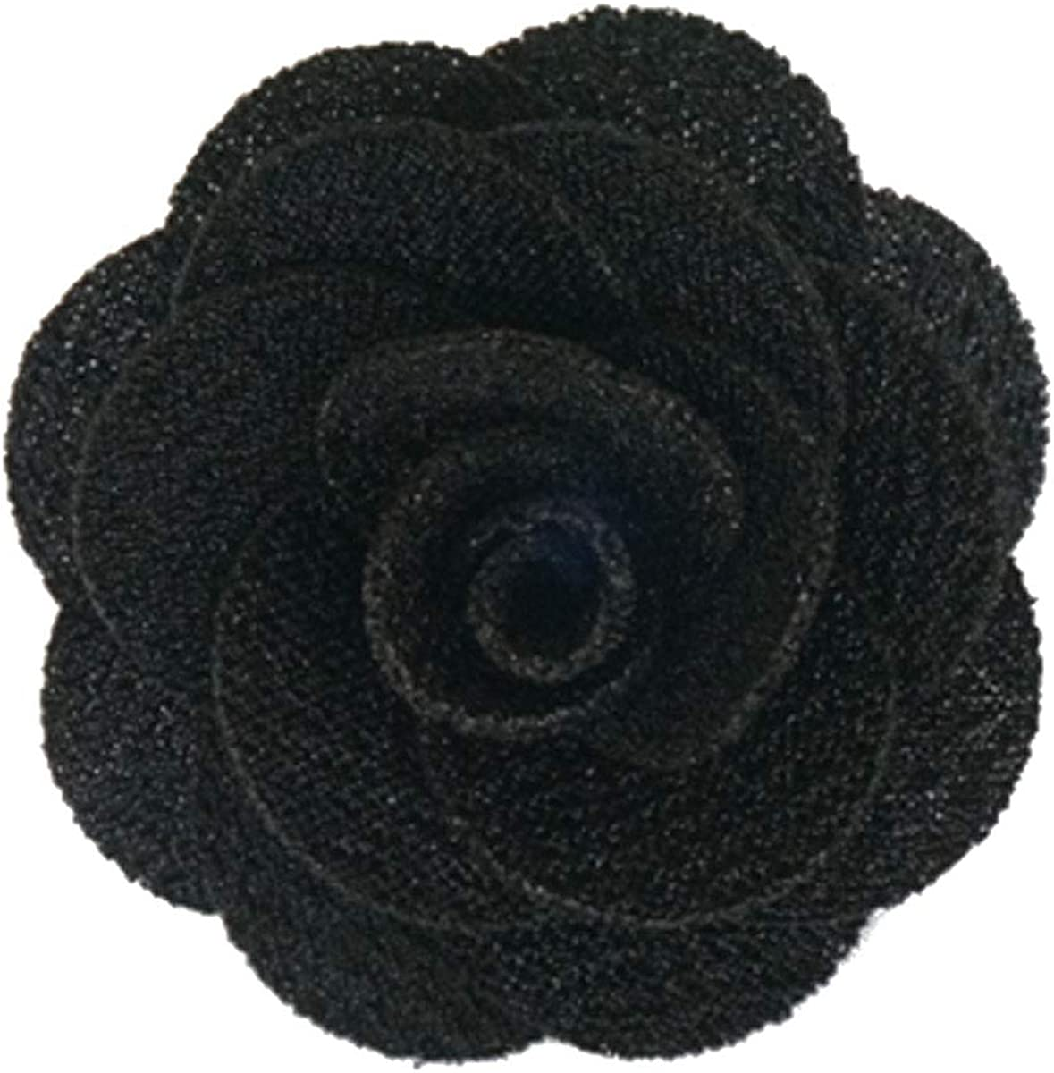 Sunny Home Men's Lapel Flower Handmade Boutonniere Pin for Suit