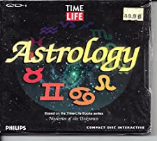Time-life Astrology Cd-i Video Game