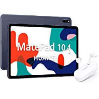 "HUAWEI MatePad 10.4 - Tablet con Pantalla FullView 10.4"" (WiFi, 4GB RAM, 64GB ROM, Altavoces cuádruples, HUAWEI Kirin…"