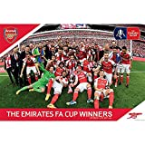 Arsenal F.C - Poster (2016/17 FA CUP WINNERS #4)