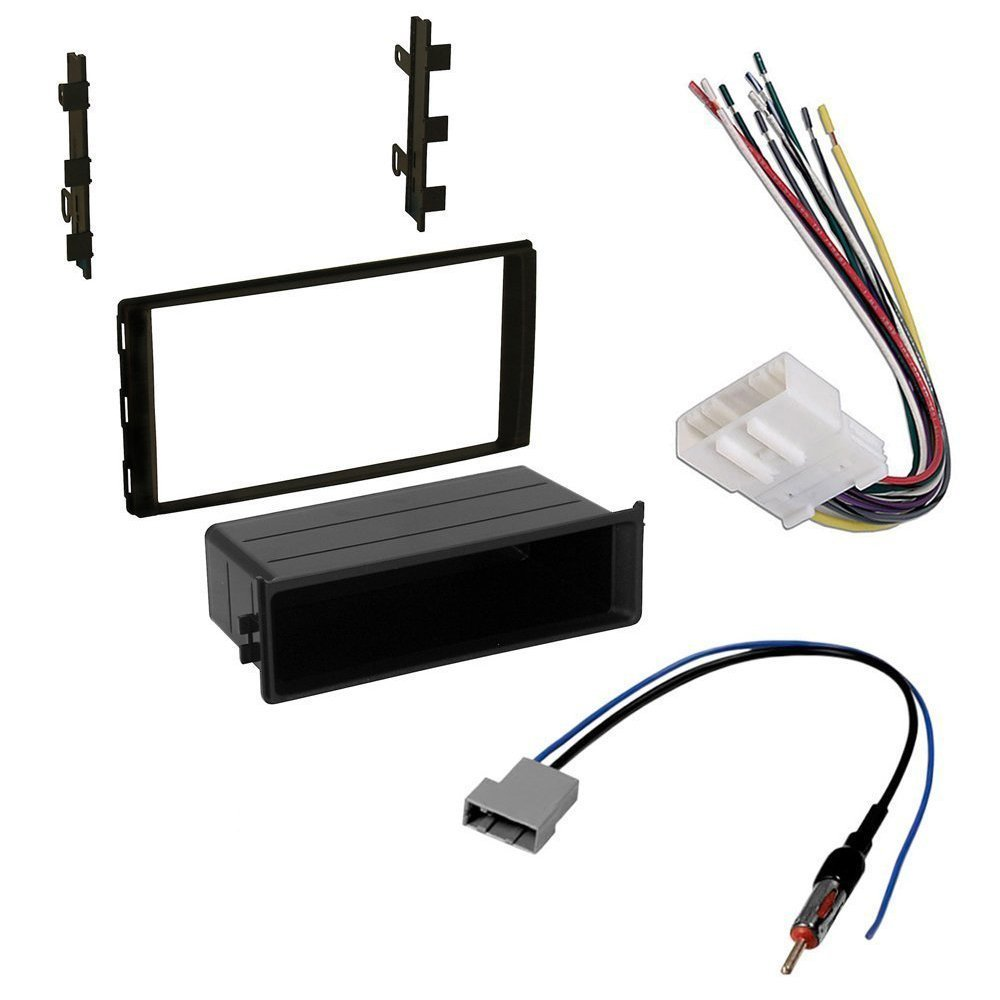 Amazon.com: Nissan 2014 Versa Note CAR Stereo Dash Install MOUNTING on speaker components, electronic circuit components, wire alligator clips electrical, torque converter components,