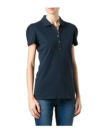 72bcbaa54712 BURBERRY - Polo pour Femme YSM70254 - noir, XS  Amazon.fr  Vêtements ...