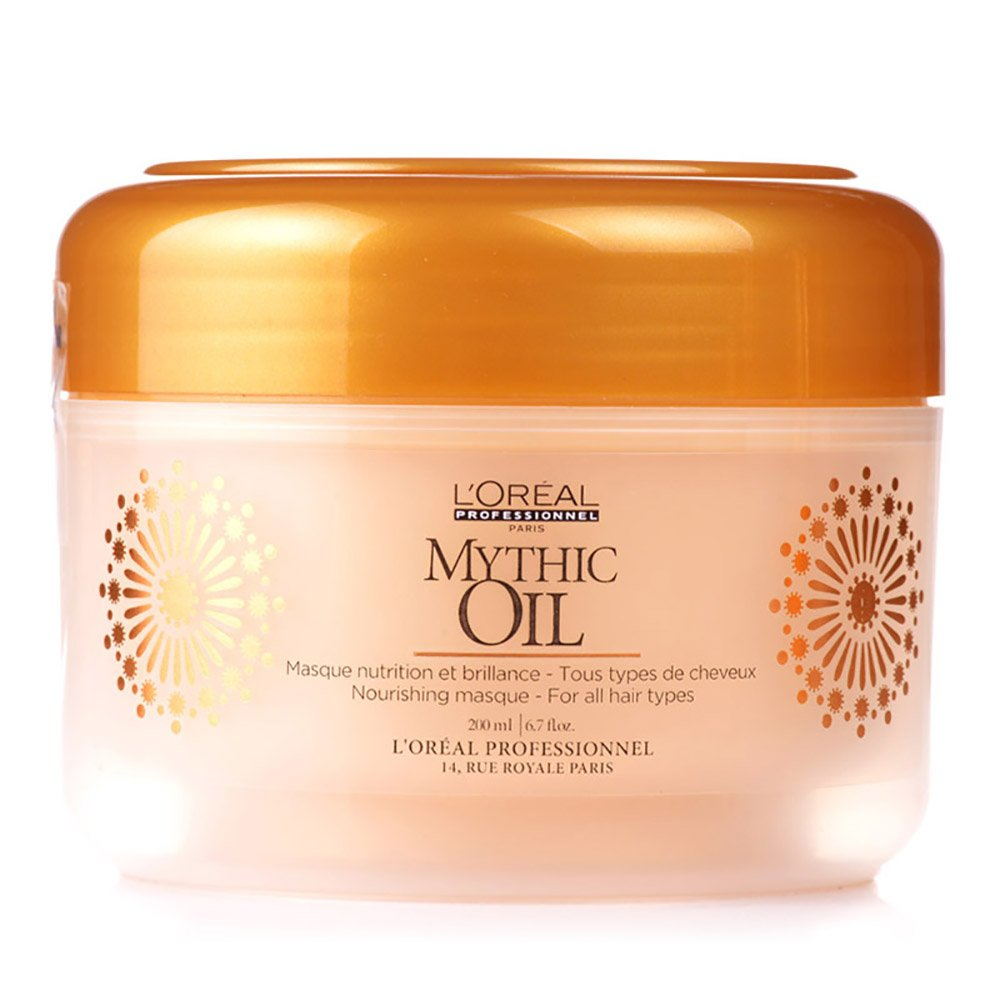 L'Oreal Professional Mythic Oil, Nourishing Masque, 6.7 Ounce