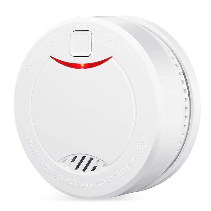HEIMAN Detector de Humo, Batería de Litio de Larga Duración 10 Años, DIN EN 14604, VDS, Detectores fotoeléctricos de Humo 626PHS (1): Amazon.es: Bricolaje y ...