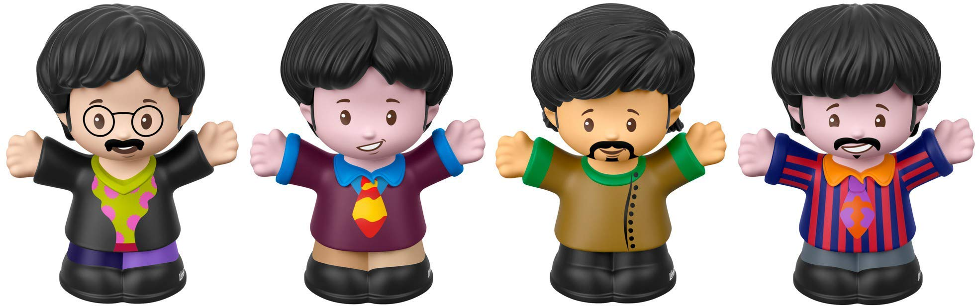 Fisher-Price The Beatles Yellow Submarine by Little People (Renewed)