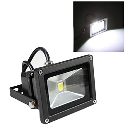Glw 10w 12v ac or dc daylight white led flood light waterproof glw 10w 12v ac or dc daylight white led flood light waterproof outdoor lights 800lm 80w aloadofball Gallery