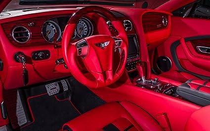 Amazon Com Mansory Sanguis Bentley Continental Gt Car Art Poster