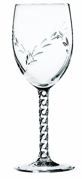 Cristal Darques Verres.Cristal D Arques 9298108 Service Pieces Verres A Pied Fleury Epi Lot De 12