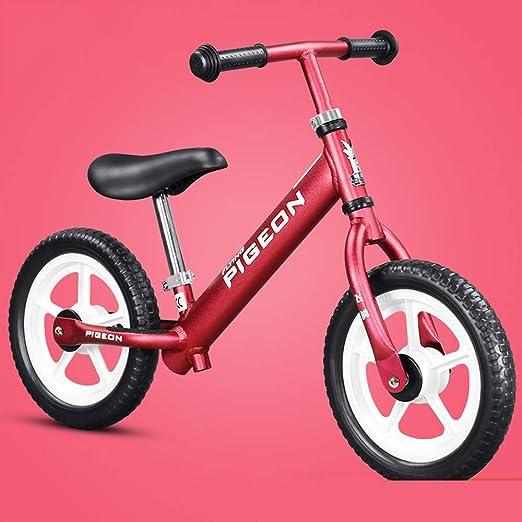 LISI Bicicleta de 12 Pulgadas para niños de 2 a 8 años de Edad ...