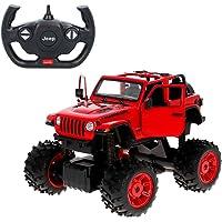Rastar - Coche teledirigido 1:14 Jeep Wrangler JL