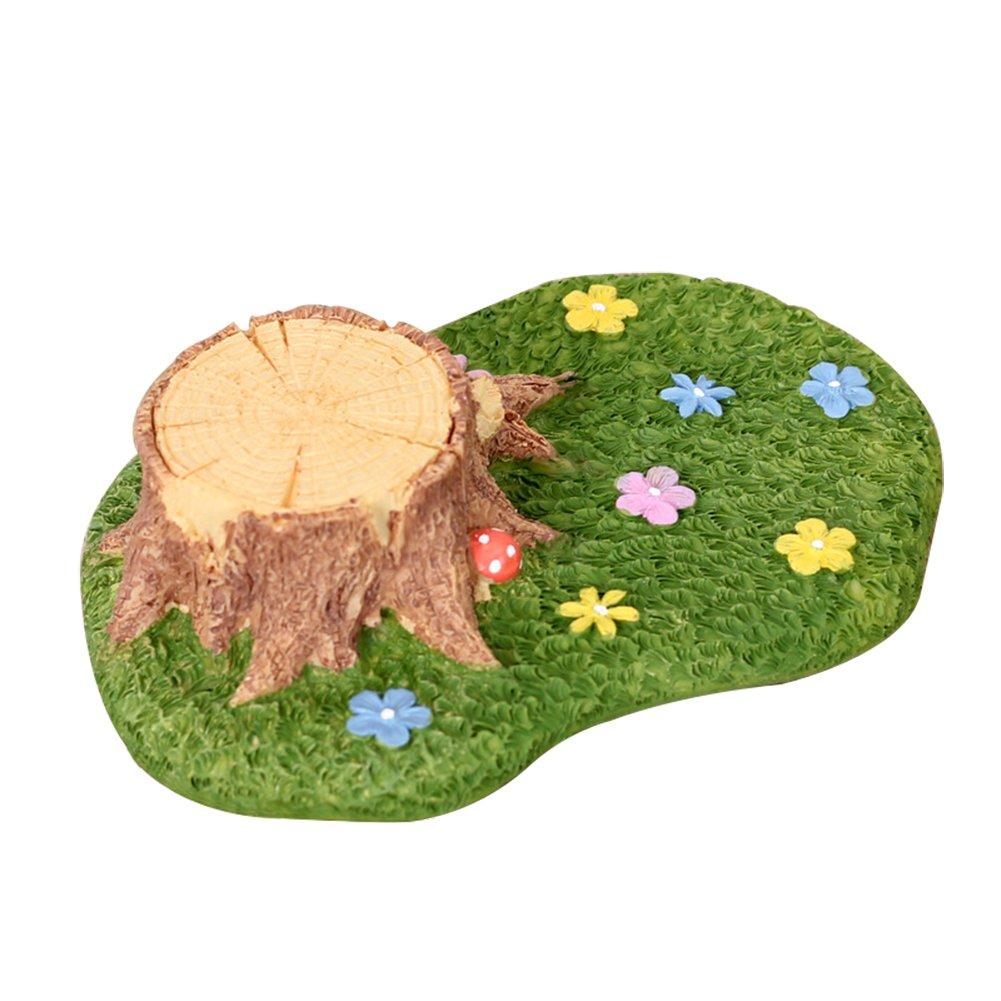 最適な価格 FreediミニチュアツリーStump Articial Lawn N9EF06F154528T0SJN2 GrassフェアリーガーデンオーナメントDIYクラフトドールハウスDIYアクセサリーガーデンホームデコレーション 15* 9.5 9.5* 4cm 4cm N9EF06F154528T0SJN2 B07DQNLXF9 1 Piece, 【サングラスモール】:7ceaf6ec --- hohpartnership-com.access.secure-ssl-servers.biz