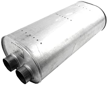 Walker 21576 Quiet-Flow Stainless Steel Muffler