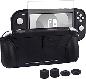 CHIN FAI Funda Protectora para Nintendo Switch Lite, Hard TPU Grip ...