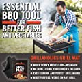 Grillaholics Grill Mat - Set of 3 Heavy Duty BBQ Grill Mats - Non Stick, Reusable and Dishwasher Safe Barbecue Grilling Accessories - Lifetime Manufacturers Warranty from DSquared International LLC
