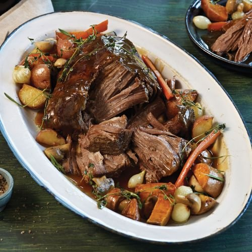 Omaha Steaks Savory Pot Roast Dinner