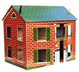 : Classic Victorian Cardboard Dollhouse, imported from France.