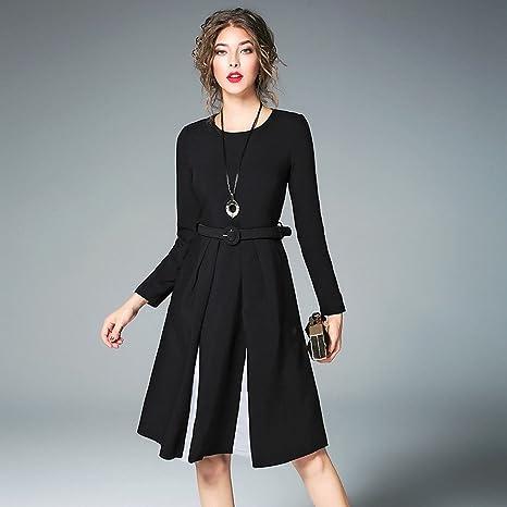 Manches Noire Robe Hepburn Coude À Petite Z Longues Dress xOUn0cWt 1545a6c9a78