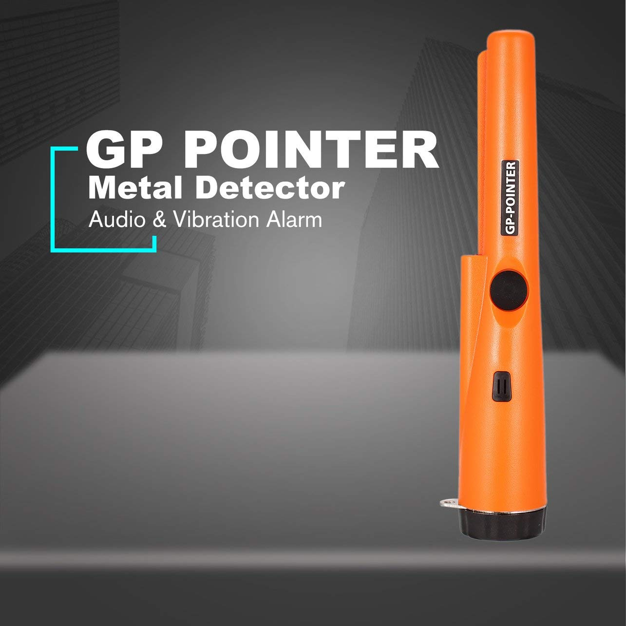 WOSOSYEYO GP Pointer Mini Detector de Metales de Mano Moneda de Oro Búsqueda de búsqueda del Tesoro: Amazon.es: Juguetes y juegos