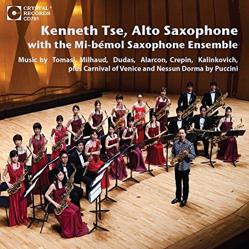 Price comparison product image Kenneth Tse, Alto Saxophone with Mi-Bémol Saxophone Ensemble
