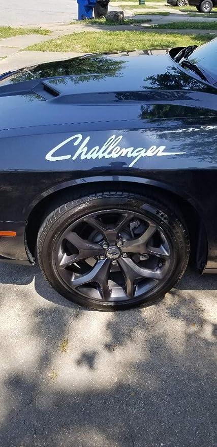 Challenger Side Dodge Mopar Truck Vinyl Decal Mopar Stickers Racing Stripes
